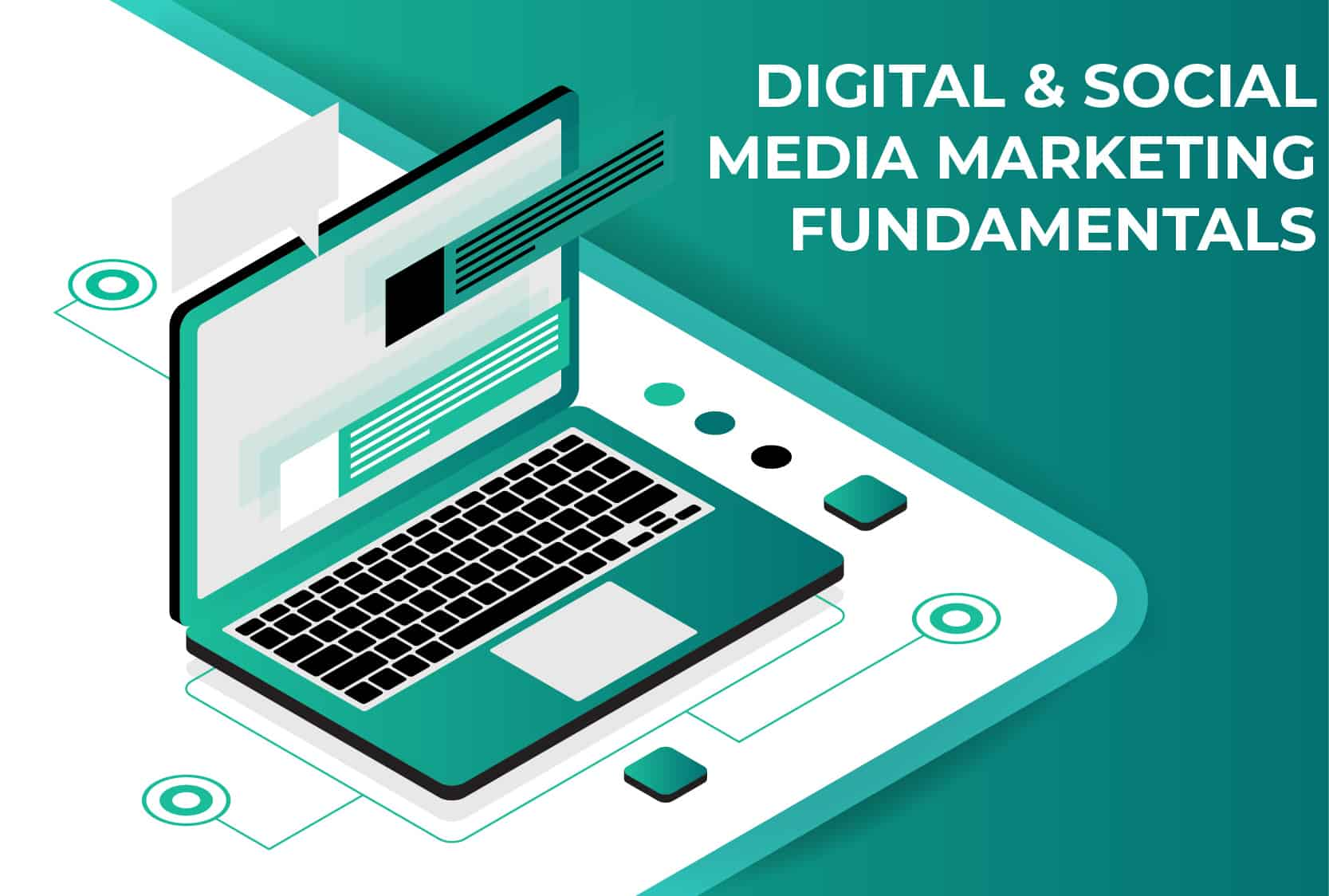 Description Of Online Digital & Social Media Marketing Fundamentals Course With Certification