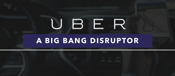 Uber's Big Bang Disruption | Digital Marketing | DMAC