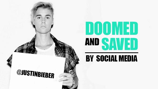 Justin Bieber Saved by Social Media