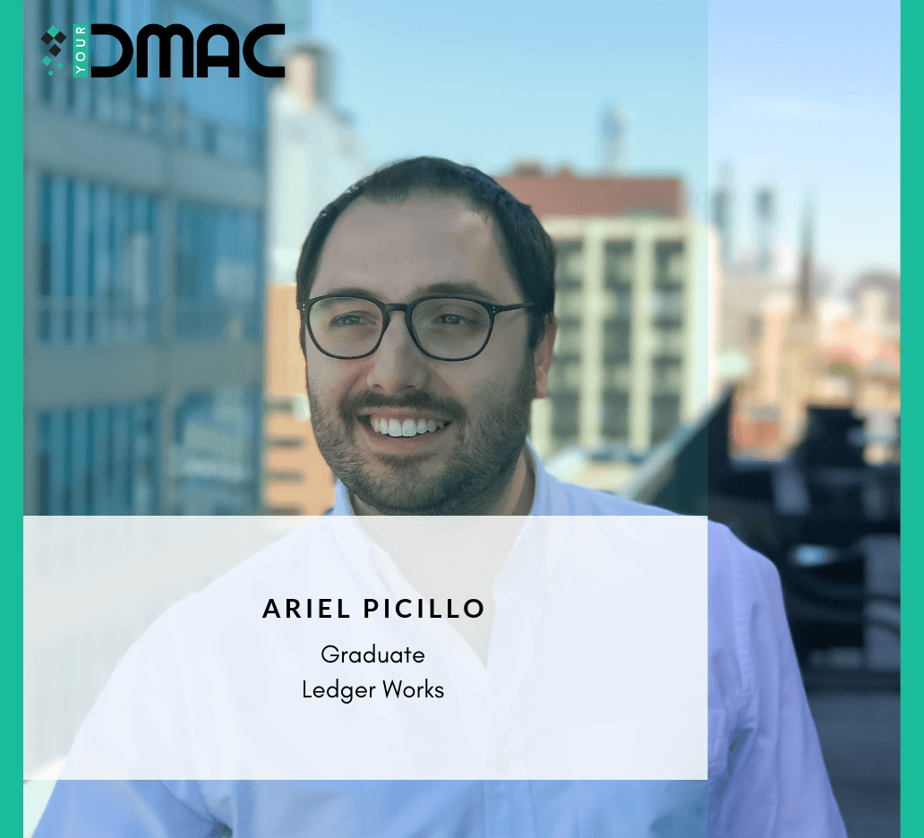 Ariel Picillo - Accredited Digital Marketing Professional Course Graduate