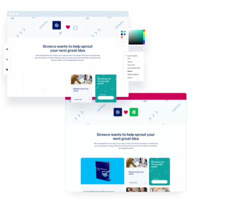 Digital Marketing Trends for 2021 - Personalization through platforms like Uberflip' with source Uberflip