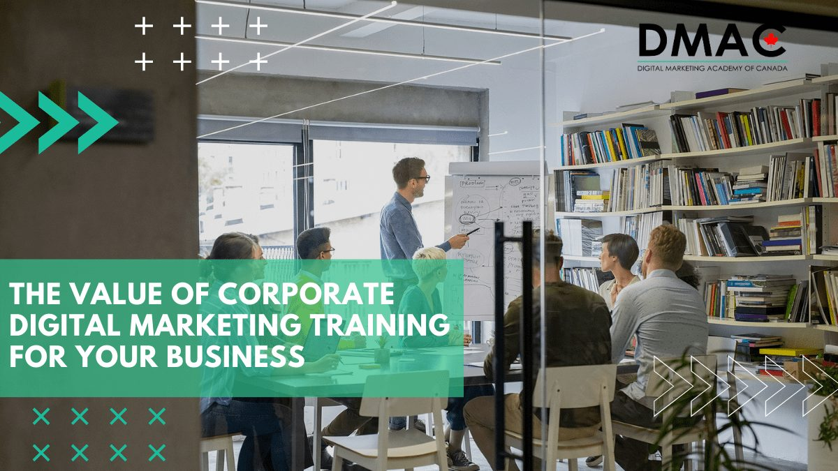 5 Reasons Why Corporate Training is Important for Business - DMAC - Online Digital Marketing Course
